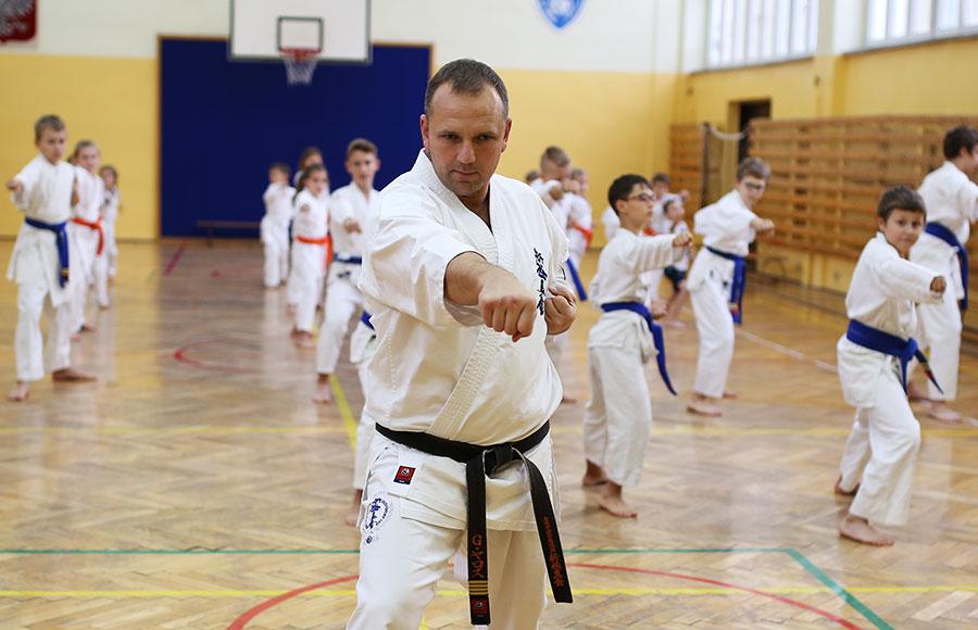 Bezpłatne treningi karate