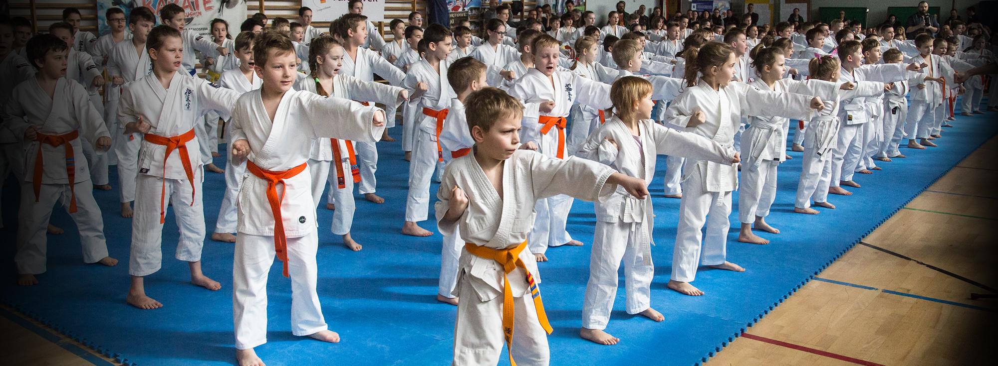 Treningi karate – 1 i 2 czerwca