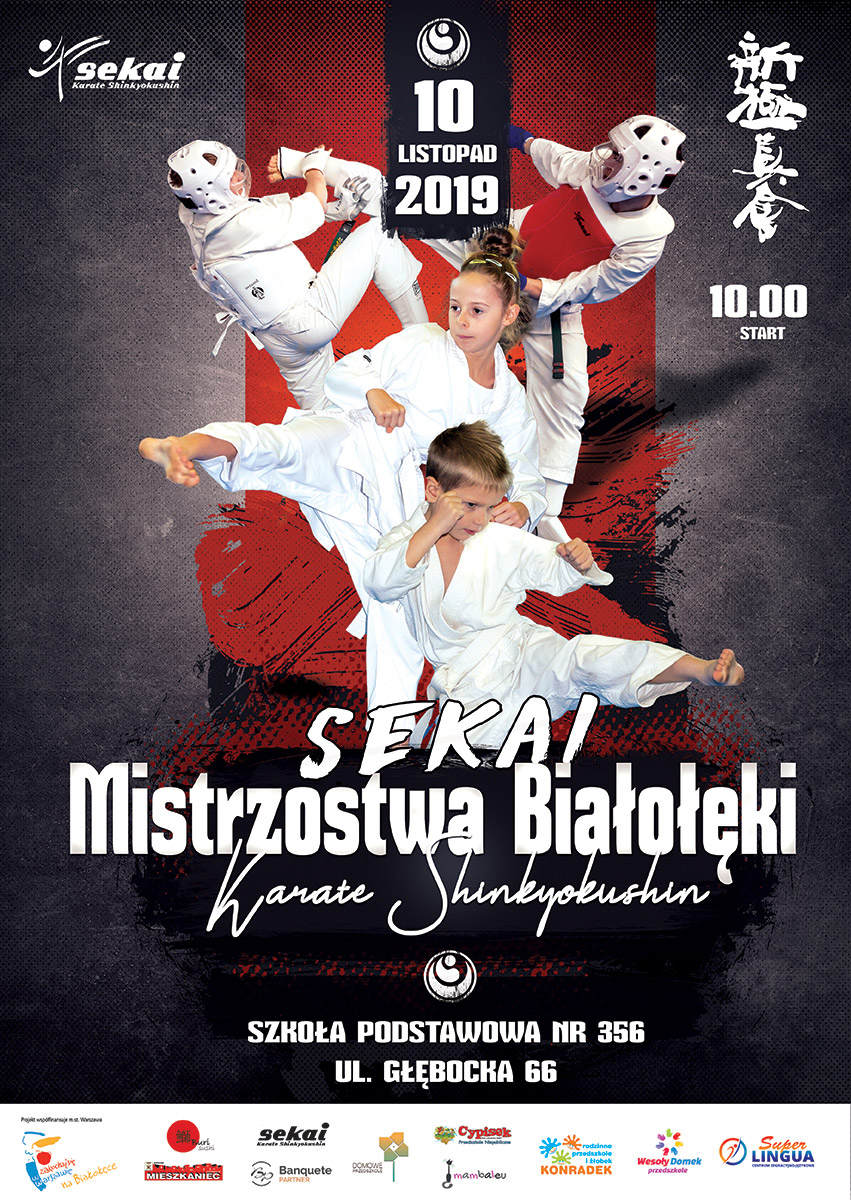 Mistrzostwa Białołęki Karate Shinkyokushin – Sekai 2019