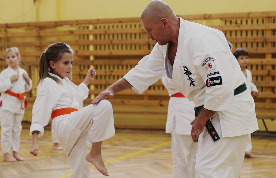 Treningi Karate OSiR Targówek 17 -23.08.2020