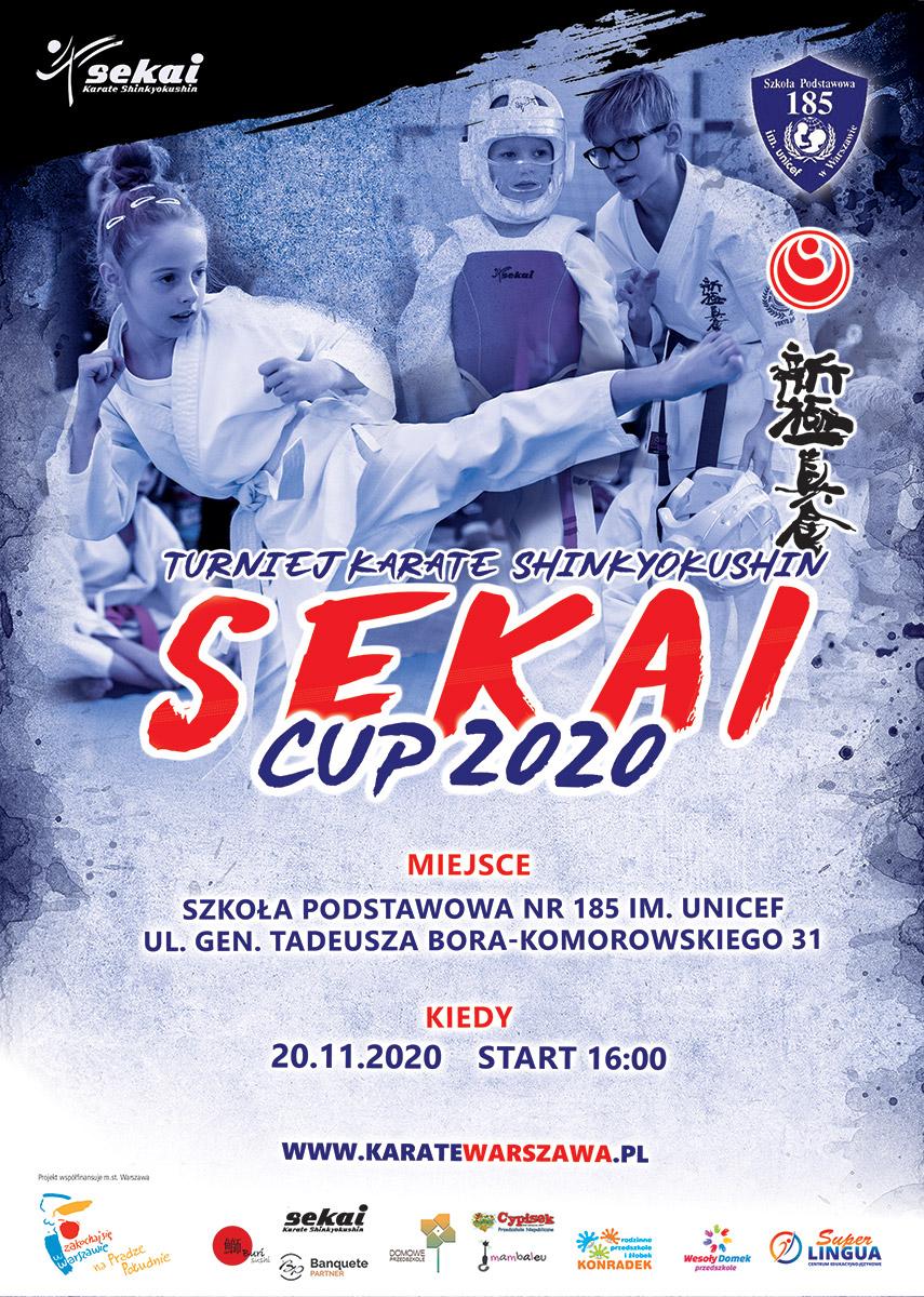 Sekai Cup 2020 – Turniej Karate Shinkyokushin