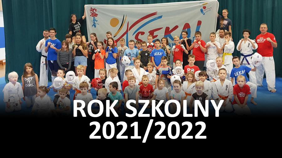 Rok szkolny 2021/2022
